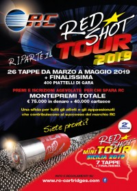 RED SHOT TOUR 2019